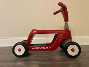 Radio Flyer Scoot 2 Scooter, Model #615 Brand new in box