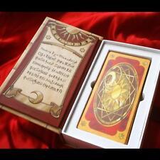 Cardcaptor Sakura - Clow Card SET [Comic Ver] cosplay wand sealing key star gift