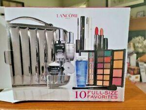 Lancome Holiday 2020 Beauty Box 10 FULL SIZES AWESOME! NIB