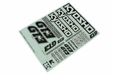Kyosho - Decal Sheet Set, for GT3