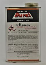 n-Hexane 1 Quart -  Solvent and Thinner