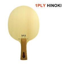 XVT Single Hinoki 1Ply Hinoki 800 Table Tennis paddle/ Table Tennis Blade OFF+