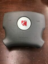 Saturn Ion Airbag For Steering Wheel Gray 2005 - 2007 Plugs Included