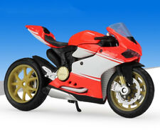 1:18 Maisto DUCATI 1199 superleggera 2014 Motorcycle Motocross Bike Model Red