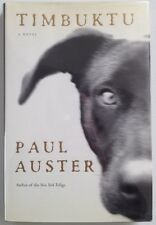 Timbuktu - Paul Auster - PRISTINE H/C First Edition SIGNED by The Author - 1999