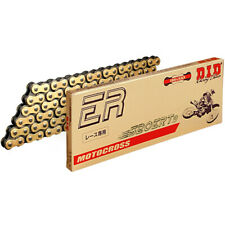 DID 520 ERT3 Exclusive Racing Chain Gold/Gold 118 Links Motocross MX / Enduro