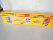 1990 Score Mlb Baseball Collector Set 704 Cards & Trivia Cards Bo Jackson