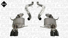 Corsa Cat-Back Exhaust Dual Rear Exit for BMW M3 E92/E93