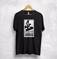 Suburban Base Records T Shirt Clubwear DJ Breakbeat Hardcore Rave Jungle