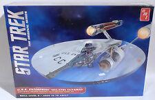 STAR TREK THE ORIGINAL SERIES : U.S.S. ENTERPRISE NCC-1701 CUTAWAY MODEL KIT