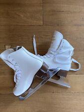 Ice Skates Size 2 Graf Davos Gold