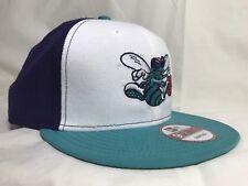 Charlotte Hornets New Era 9FIFTY NBA Snapback Hat Cap Vintage