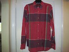 Nautica Men's M Plaid Button-Down Shirt - $79.50 - NWT - Men's Medium