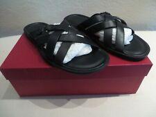 Salvatore Ferragamo  Tirreno Sandals Flip Flops Size 10 D ( Italy)