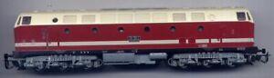 """6achsige Diesellok BR 119 der DR ("""" U-Boot """") für TT, Tillig (TT-1003)"""