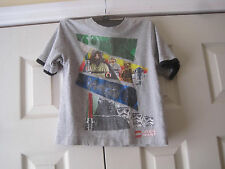 Star Wars Lego Gray with Black Trim T-Shirt~Size XS~LBDDO