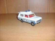 KL 5746/7//  Modellauto, Corgi Toys Vigilant Range Rover Nr. 3396/69