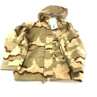 DCU 2nd Gen ECWCS Parka, Desert Camo, Rothco Cold Weather Jacket, Size XL