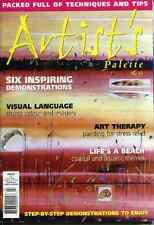 ART MAGAZINE -ARTIST'S PALETTE No. 43