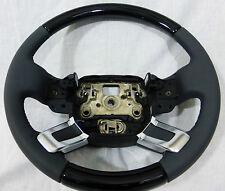 Range Rover & Sport L405 & L494 Grand Black Wood Heated Steering Wheel Lunar FEO
