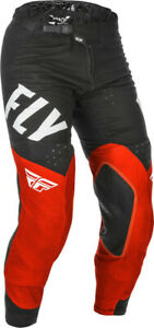 Fly Racing Evolution DST Pants | Red/Black/White | Choose Size