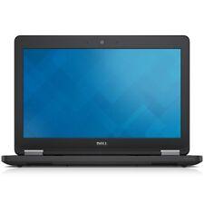 """Dell Latitude E5250 12.5"""" i3-5010U 2.1GHz 4GB 128GB SSD Windows 10 Pro"""