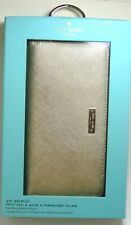 kate spade new york - Wristlet Case for Most Cell Phones - Saffiano Gold