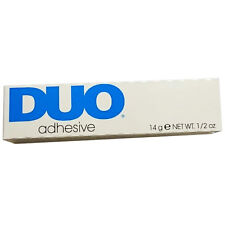 DUO Lash Adhesive Clear Glue Stick on False Lashes Salon Look Ardell 14gm
