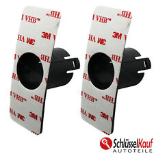 2x PDC Sensor Halter PDC Sensor Halterung AUDI BMW PEUGEOT RENAULT SKODA SEAT VW