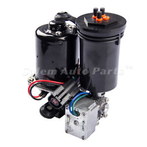 Air Suspension for Lincoln Continental Air Compressor Lincoln Mark VII W/ Dryer