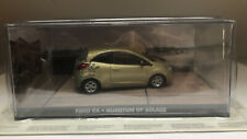 New Ford KA James Bond 007 Diecast Car Collection -Quantum Of Solace 2008