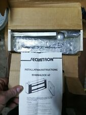 SECURITRON MAGNALOCK 62 Electromagnetic LOCK 24VDC NEW IN BOX WITH INSTRUCTIONS