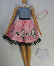 Mimi World Mimi Doll Original Outfit Dress Headband Clothes Takara Jenny