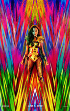 "Wonder Woman 1984 (11"" x 17"") Movie Collector's Poster Print  - B2G1F"