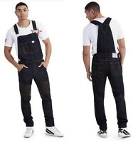 TRUE RELIGION, Men's Moto overall contrast stitch, style: 100118 M, L, XL $249