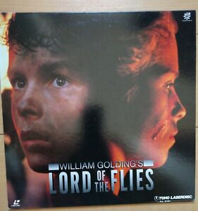 Lord of the Flies (1990)  Laserdisc LD JAPAN NTSC