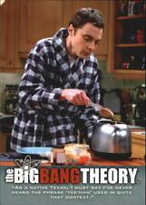 2012 The Big Bang Theory Seasons 3 and 4 #38 As a Native Texan