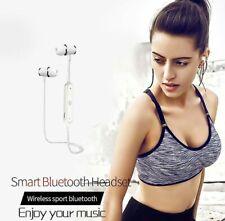 BLUETOOTH HEADPHONES SPORT/PROFESSIONAL stereo earphones headset RECHARGEABLE