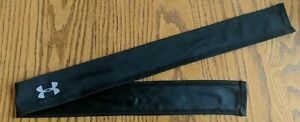 "Under Armour Women's Head Tie Hair Headband Tennis or Others UA (2.17"" Wide)"