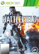Battlefield 4 (Microsoft Xbox 360, 2013) PAL (2 disc)