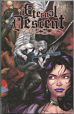 Eternal Descent 2 TPB GN IDW 2013 NM 1 2 3 4 5 6