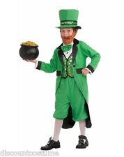 Mr. Leprechaun Boy'S Halloween Costume Size Small 4-6 St. Patrick'S Day Suit