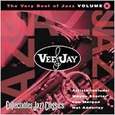VARIOUS ARTISTS - VEE-JAY: THE VERY BEST OF JAZZ, VOL. 2 NEW CD