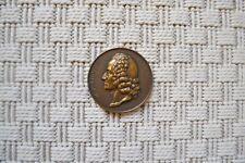 Médaille en Bronze - M. F. Arouet de Voltaire par DOMARD - Hommage à Voltaire