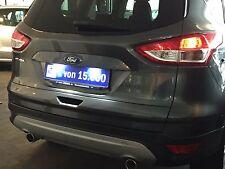 LED SMD Kennzeichenbeleuchtung passend bei Ford Kuga mit E-Zeichen