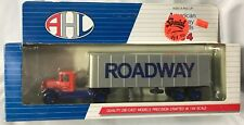 AHL Trucks - Mack Model BM - ROADWAY - Semi Truck - 1:64 NIP