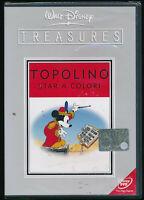 EBOND Walt Disney Treasures. Topolino star a colori  DVD D567111