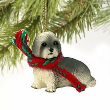 Conversation Concepts Lhasa Apso Gray W/Sport Cut Original Ornament