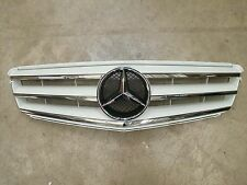 Genuine OEM Mercedes Benz C Class W204 White Painted Sports Grille