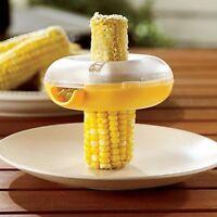 One-Step cob kerneler cutter stripper remover tool kitchen corn peeler thresher